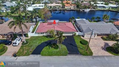Fort Lauderdale Single Family Home For Sale: 5230 NE 26th Ave