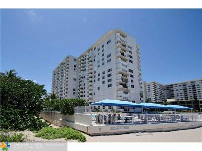 Lauderdale By The Sea Condo/Townhouse For Sale: 2000 S Ocean Blvd #16 A