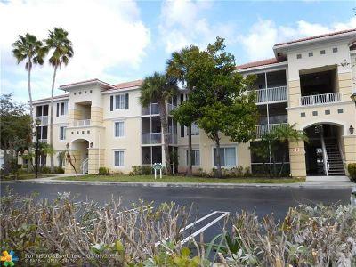 Coral Springs Rental For Rent: 11721 W Atlantic Blvd #724-7