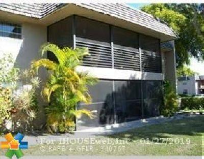 Coral Springs Rental For Rent: 2830 Riverside Dr #203