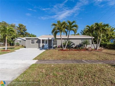Delray Beach FL Single Family Home For Sale: $347,990