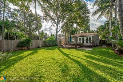 Fort Lauderdale Single Family Home For Sale: 517 SW 13th St