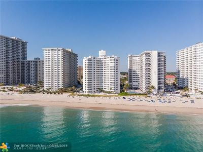 Fort Lauderdale FL Condo/Townhouse For Sale: $429,000