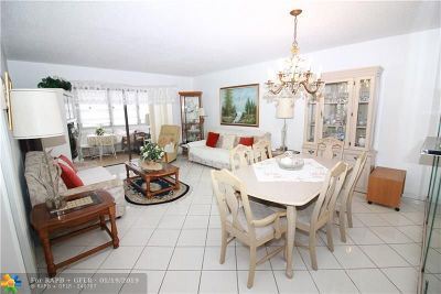 Lauderdale Lakes Condo/Townhouse For Sale: 4140 NW 44th Ave #206