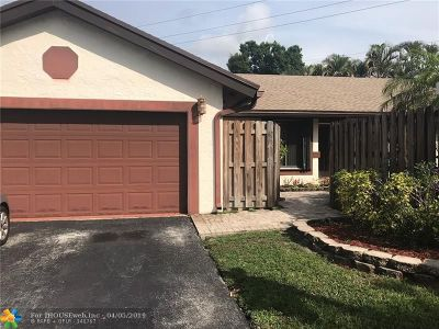 Cooper City Single Family Home For Sale: 62 Forest Cir