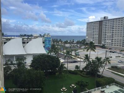 Pompano Beach FL Condo/Townhouse For Sale: $325,000