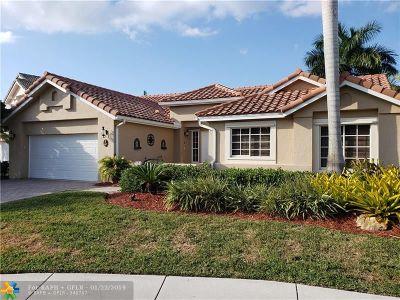 Weston Single Family Home For Sale: 557 SE Spinnaker
