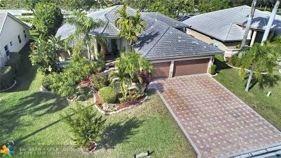 Coral Springs Rental For Rent: 10921 NW 55th St