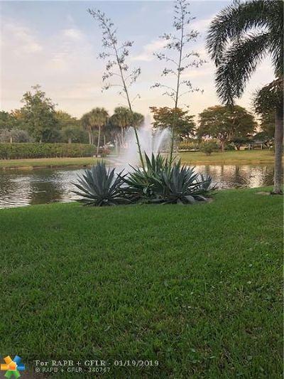 Coconut Creek Rental For Rent: 2501 Antigua Ter #D1