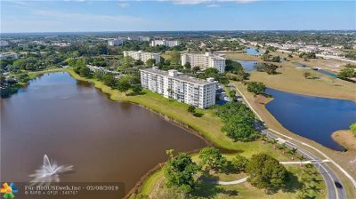 Pompano Beach Condo/Townhouse For Sale: 3091 N Course Dr #305