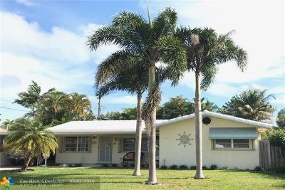 Wilton Manors Single Family Home Backup Contract-Call LA: 2940 NW 6th Ter