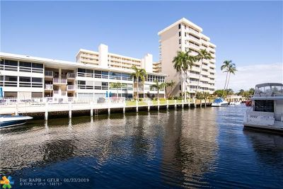 Fort Lauderdale Condo/Townhouse For Sale: 3101 NE 47th Ct #303