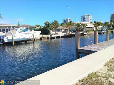 Lauderdale By The Sea Single Family Home For Sale: 2011 Coral Reef Dr