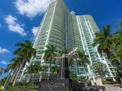 Fort Lauderdale Condo/Townhouse For Sale: 347 N New River Dr #1104