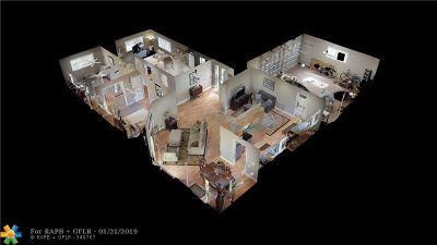 Broward County Single Family Home For Sale: 6501 Plantation Rd