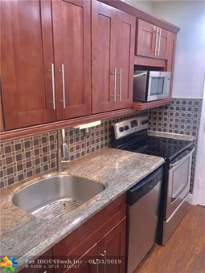 Fort Lauderdale Rental For Rent: 2260 NE 67th St #1701