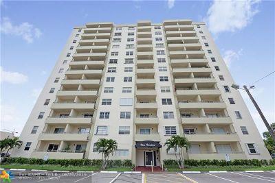 Fort Lauderdale Rental For Rent: 900 NE 18th Ave #1004