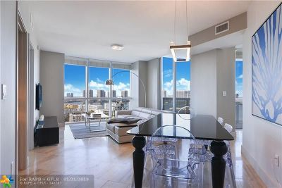 Sunny Isles Beach Condo/Townhouse For Sale: 18201 Collins Ave #1701A