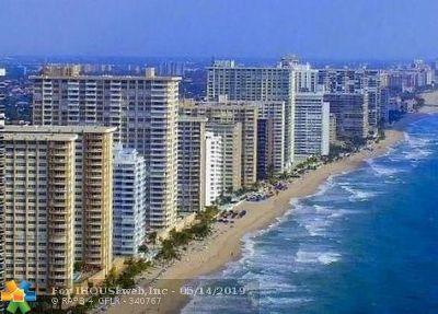 Condo/Townhouse For Sale: 3600 Galt Ocean Dr #11C