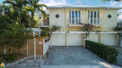 Fort Lauderdale Single Family Home For Sale: 309 SW 12th Av