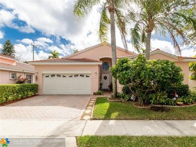 Broward County Single Family Home For Sale: 1622 SW 149th Ave