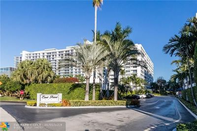 Fort Lauderdale Condo/Townhouse For Sale: 1170 N Federal Hwy #808