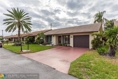 Deerfield Single Family Home For Sale: 1535 SW 23rd Way