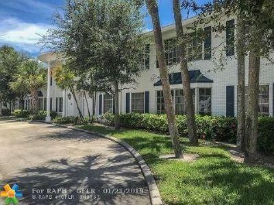 Fort Lauderdale Rental For Rent: 2251 NE 66th #1623