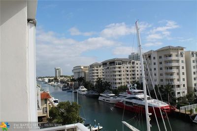 Fort Lauderdale Condo/Townhouse For Sale: 1600 SE 15th St #604