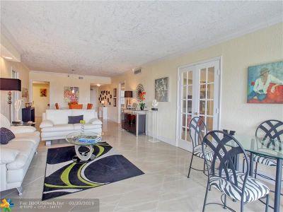 Pompano Beach Condo/Townhouse For Sale: 3510 Oaks Wy #402