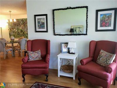 Delray Beach FL Condo/Townhouse For Sale: $79,900