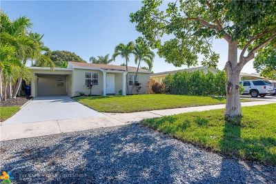 Fort Lauderdale Single Family Home For Sale: 1408 NW 6th Ave