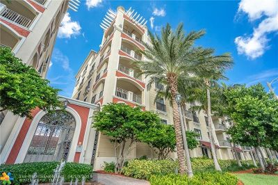 Fort Lauderdale Condo/Townhouse For Sale: 2509 N Ocean Blvd #376