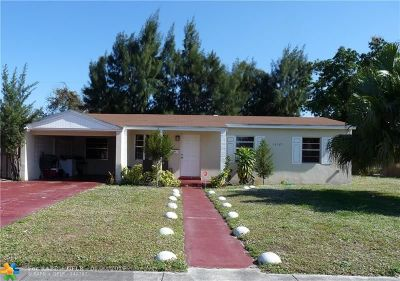Miami Gardens Single Family Home For Sale: 16121 NW 17th Pl