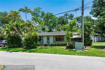 Fort Lauderdale Rental For Rent: 1424 SW 5th Ct
