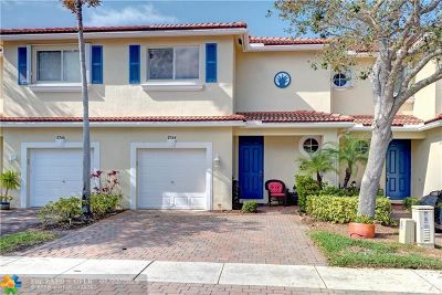 Boynton Beach Condo/Townhouse Backup Contract-Call LA: 2764 S Evergreen Cir #2764