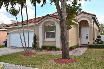 Miramar Single Family Home Backup Contract-Call LA: 2747 SW 129th Ave