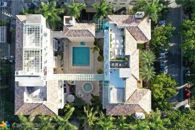 Miami Condo/Townhouse For Sale: 243 Meridian Ave #215