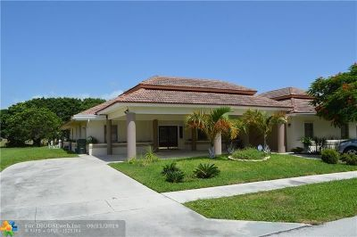 Boca Raton Rental For Rent: 269 NW 64th St