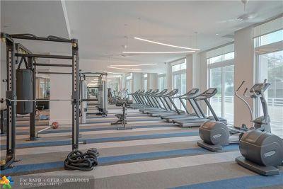 Fort Lauderdale Rental For Rent: 673 NE 3rd Ave #127