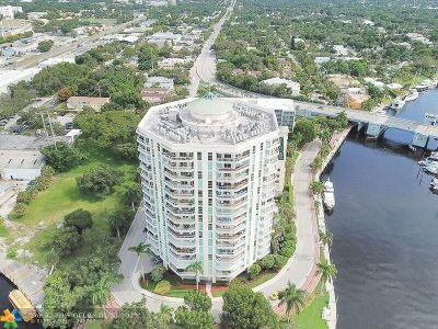 Fort Lauderdale Condo/Townhouse For Sale: 401 SW 4th Ave #604