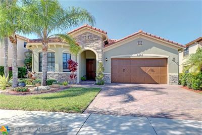 Parkland Single Family Home For Sale: 7463 NW 113th Ave