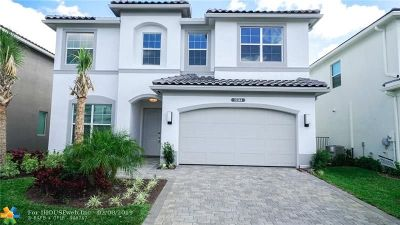 Delray Beach Single Family Home For Sale: 15344 Sandy Beach Ter