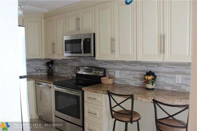 Pompano Beach Condo/Townhouse For Sale: 1000 S Ocean Blvd #7-O