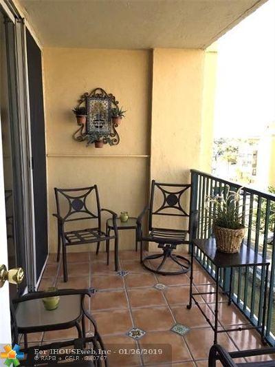 Hillsboro Beach Condo/Townhouse For Sale: 1238 Hillsboro Mile #510