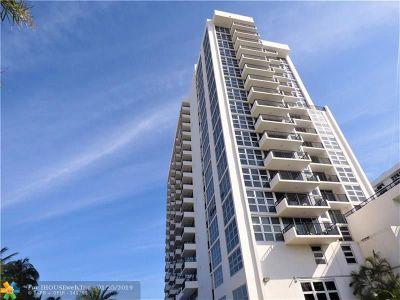 Pompano Beach Condo/Townhouse For Sale: 531 N Ocean Blvd #405