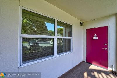 Coconut Creek Condo/Townhouse For Sale: 3401 Bimini Ln #O1
