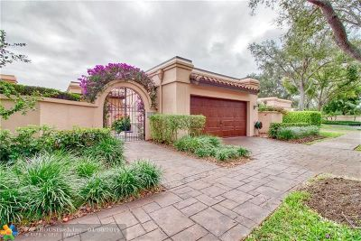 Deerfield Single Family Home For Sale: 2874 Via Venezia