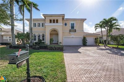 Parkland Single Family Home For Sale: 10994 NW 71st Ct