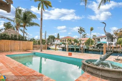 Fort Lauderdale FL Single Family Home For Sale: $1,249,900